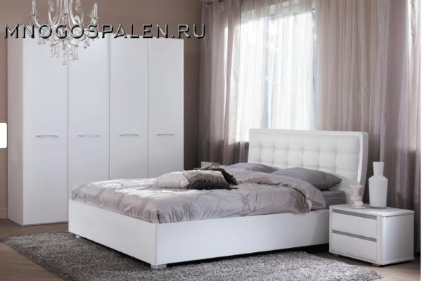 Спальня Эллит купить в салоне-студии мебели Барселона mnogospalen.ru много спален мебель Италии классические современные