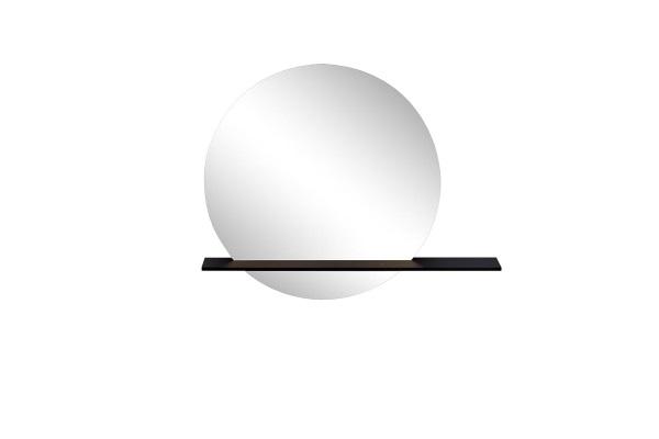 Зеркало с подсветкой и полкой 17-AB04 купить в салоне-студии мебели Барселона mnogospalen.ru много спален мебель Италии классические современные