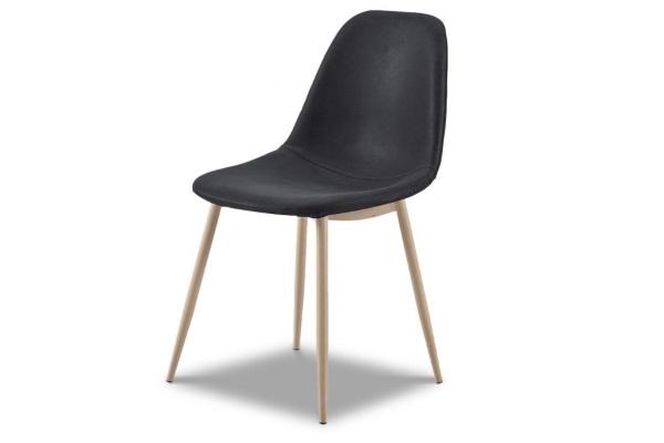 Стул DC350 dark grey cowboy купить в салоне-студии мебели Барселона mnogospalen.ru много спален мебель Италии классические современные