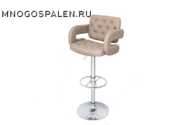 Стул барный JY-117 Cappuccino(X90) купить в салоне-студии мебели Барселона mnogospalen.ru много спален мебель Италии классические современные