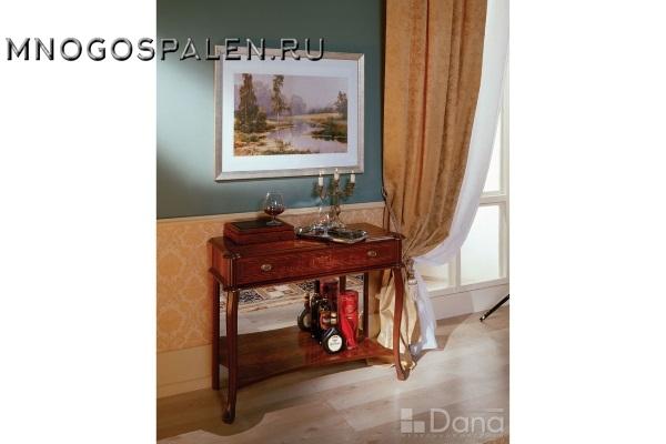Консоль №565 Пекан купить в салоне-студии мебели Барселона mnogospalen.ru много спален мебель Италии классические современные