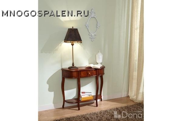 Консоль №702 Пекан купить в салоне-студии мебели Барселона mnogospalen.ru много спален мебель Италии классические современные