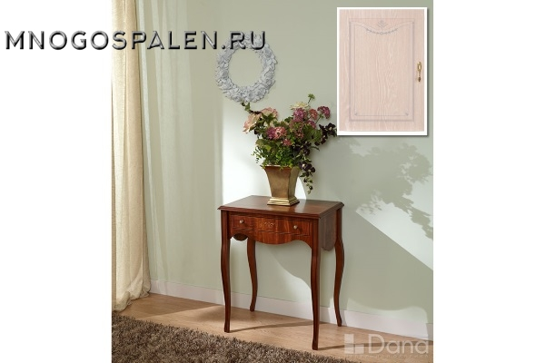 Консоль №703 Декапе купить в салоне-студии мебели Барселона mnogospalen.ru много спален мебель Италии классические современные