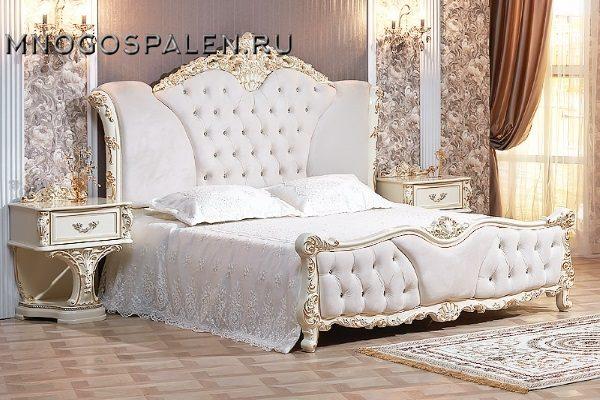 купить спальня каролина крем салон итальянский мебели барселона в