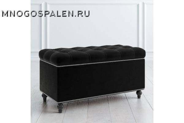 Банкетка открывающаяся M05-BKN-E35 купить в салоне-студии мебели Барселона mnogospalen.ru много спален мебель Италии классические современные