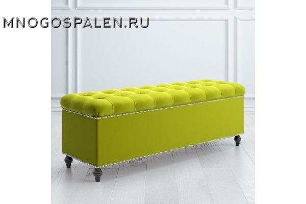 БАНКЕТКА ОТКРЫВАЮЩАЯСЯ M07-BKN-E21 купить в салоне-студии мебели Барселона mnogospalen.ru много спален мебель Италии классические современные