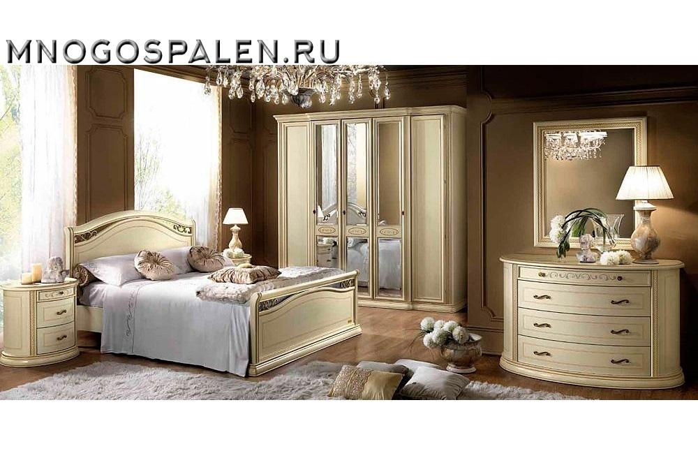 купить спальня Siena Avorio композиция 3 Camelgroup салон