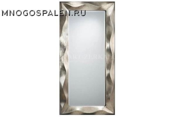 Напольное зеркало в раме Fluid Flo (Флюид) купить в салоне-студии мебели Барселона mnogospalen.ru много спален мебель Италии классические современные