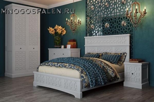Спальня Magrib купить в салоне-студии мебели Барселона mnogospalen.ru много спален мебель Италии классические современные