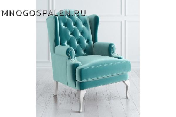 Кресло Френсис 2 купить в салоне-студии мебели Барселона mnogospalen.ru много спален мебель Италии классические современные