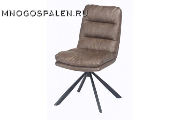 Стул металлический VILMAR (коричневый) купить в салоне-студии мебели Барселона mnogospalen.ru много спален мебель Италии классические современные