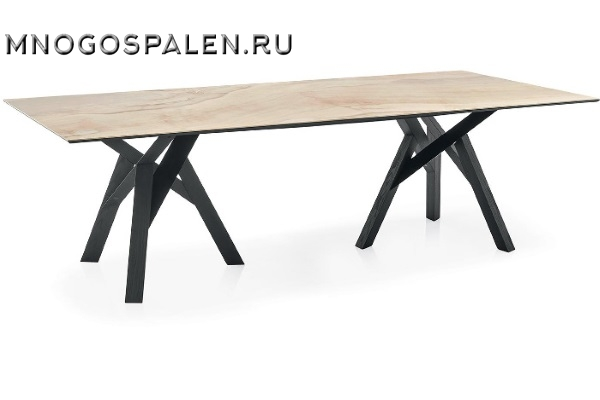 Стол JUNGLE купить в салоне-студии мебели Барселона mnogospalen.ru много спален мебель Италии классические современные