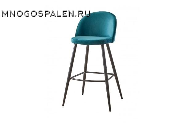 Стул барный BCR-502 (аква) купить в салоне-студии мебели Барселона mnogospalen.ru много спален мебель Италии классические современные
