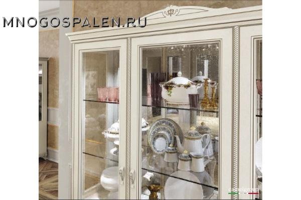 ГОСТИНАЯ FANTASIA DAY BIANCO Camelgroup купить в салоне-студии мебели Барселона mnogospalen.ru много спален мебель Италии классические современные