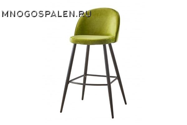 Стул барный BCR-502 (зеленый) купить в салоне-студии мебели Барселона mnogospalen.ru много спален мебель Италии классические современные