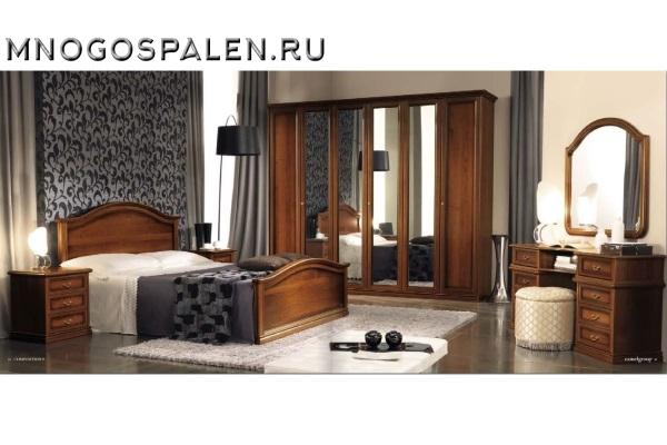 Спальня Nostalgia Gendarme Кэмел Групп купить в салоне-студии мебели Барселона mnogospalen.ru много спален мебель Италии классические современные