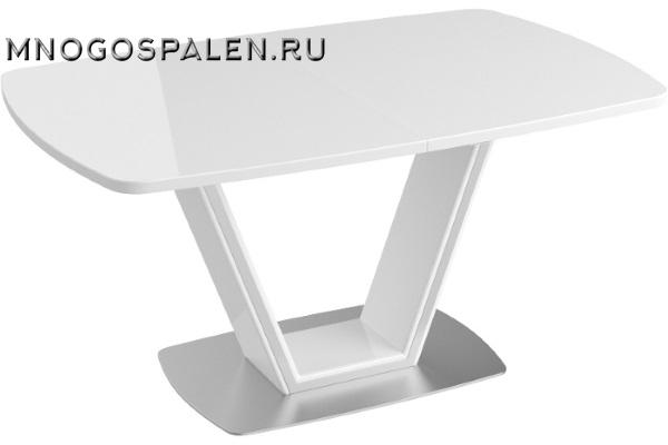 Стол SAMURAI 130 купить в салоне-студии мебели Барселона mnogospalen.ru много спален мебель Италии классические современные
