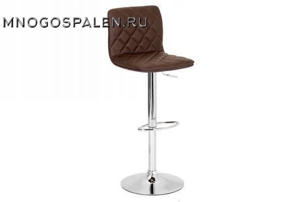 Барный стул 5003 коричневый купить в салоне-студии мебели Барселона mnogospalen.ru много спален мебель Италии классические современные