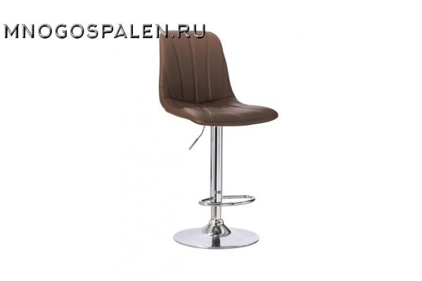 Стул барный BCR-711 (коричневый) купить в салоне-студии мебели Барселона mnogospalen.ru много спален мебель Италии классические современные