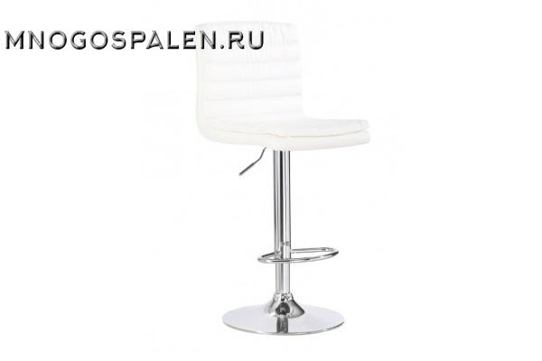 Стул барный BCR-715 (белый) купить в салоне-студии мебели Барселона mnogospalen.ru много спален мебель Италии классические современные