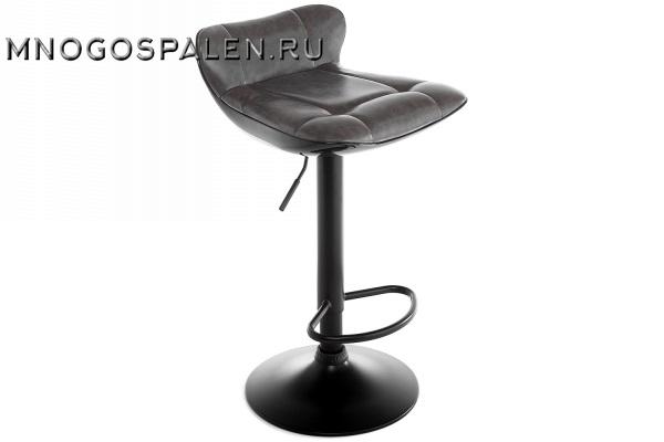 Барный стул Domus черный / коричневый купить в салоне-студии мебели Барселона mnogospalen.ru много спален мебель Италии классические современные
