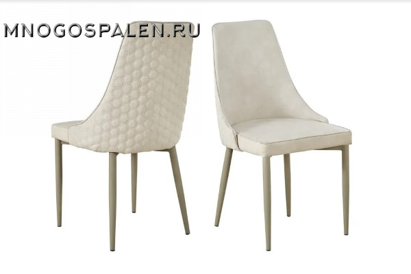 Стул DALY BEIGE (беж) купить в салоне-студии мебели Барселона mnogospalen.ru много спален мебель Италии классические современные