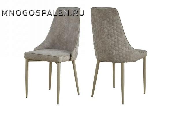 Стул DALY gray купить в салоне-студии мебели Барселона mnogospalen.ru много спален мебель Италии классические современные