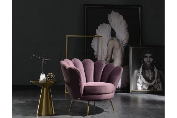 Кресло интерьерное Lee купить в салоне-студии мебели Барселона mnogospalen.ru много спален мебель Италии классические современные