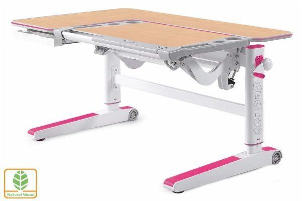 Детский стол Mealux KingWood купить в салоне-студии мебели Барселона mnogospalen.ru много спален мебель Италии классические современные