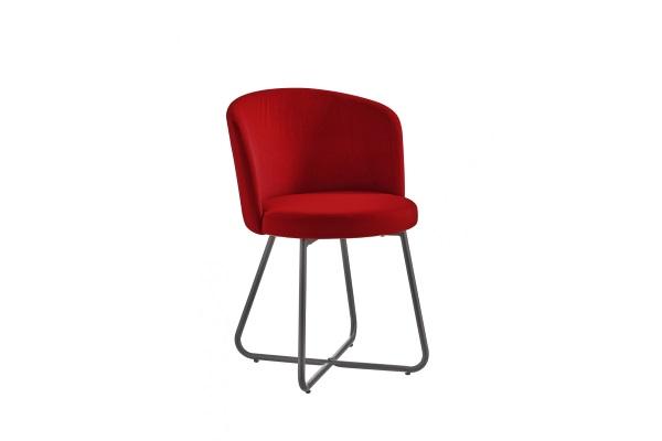 Стул  MK-4339-RD купить в салоне-студии мебели Барселона mnogospalen.ru много спален мебель Италии классические современные