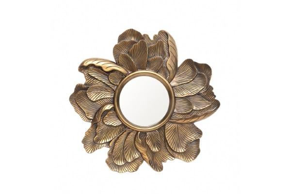 Зеркало Serenity A88061-2 античное золото купить в салоне-студии мебели Барселона mnogospalen.ru много спален мебель Италии классические современные
